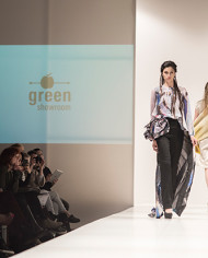 Green Showroom Salonshow – Mercedes-Benz Fashion Week Berlin Autumn/Winter 2015/16